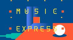 2017 Music express & Daily Music talk & Logo motion on Vimeo