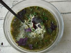 Brandnetelsoep - Roos Goes Green Go Green, Palak Paneer, Superfoods, Guacamole, Mexican, Yummy Food, Cooking, Ethnic Recipes, Van