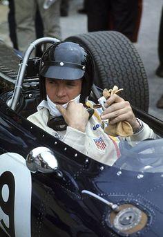 1967, German GP, Dan Gurney