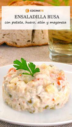 Food N, Risotto, Base, Dinner, Drinks, Ethnic Recipes, Gourmet, Russian Salad Recipe, Korean Food Recipes
