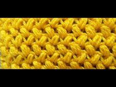 Häkeln und stricken mit Larysa Demel Häkelmuster 1 Video Tutorial - YouTube