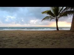 Waking up for #Sunrise on #Cabarete #Beach, Dominican Republic