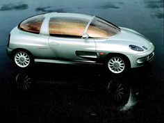 Fiat Firepoint concept car by Giorgetto Giugiaro of ItalDesign (1994)