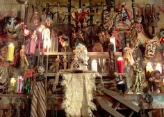 Voodoo lair