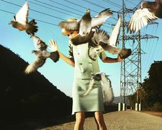 "alittlestringaroundmyfinger: "" I am very into the photography of Alex Prager. her work is very Cindy Sherman meets Alfred Hitchcock. """