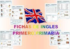 Recursos de inglés para trabajar en Educación Primaria
