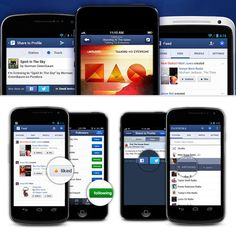 Pandora: Brand New Mobile Apps For iPhone and Android