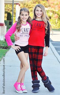 Our I Cant Raglans Make Great Christmas Gifts Choose From 16
