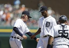 The Oakland Press Blogs: Out of Left Field: Alburquerque sent down to Toledo after control issues cost Tigers