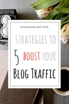 How to increase your blog views and followers