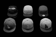 New Era Unveils Its Black Ice Collection  New Era is gearing up for winter  by unleashing its Black Ice collection. The historic headwear 1aa58f492bc