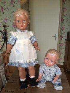 Christel en Baby Bub