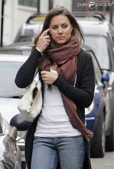 Casual Style - Kate Middleton