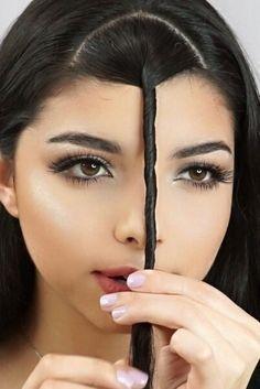 ¿Cómo cortarse el flequillo a sí misma? por Camila Bravo