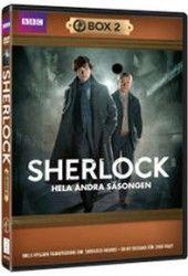 Sherlock - series two Sherlock Series, Rupert Graves, Andrew Scott, Martin Freeman, Benedict Cumberbatch, Fandoms, Lara Pulver, Film, Movie Posters