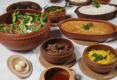 La comida brasileña se toma la mesa para una celebrar el cierre de los juegos olímpicos
