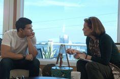 Taylor Lautner e Sigourney Weaver