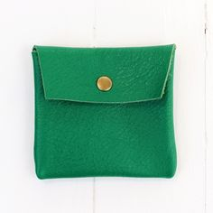 Small Leather Pouch (More Colors)  #BRIKAgiftlist