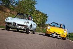 """Résultat de recherche d'images pour """"Alfa Romeo Giulia spider duetto"""""""