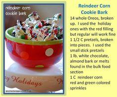 reindeer corn