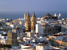 azoteas y Torres de Cádiz