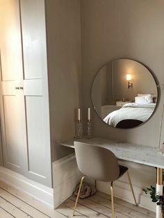 Home Room Design, Dream Home Design, Home Interior Design, Room Ideas Bedroom, Home Decor Bedroom, Study Room Decor, Decor Room, Art Decor, Aesthetic Room Decor