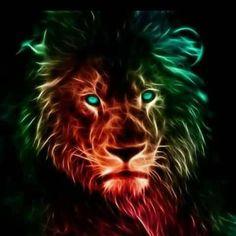Us lions are gentle until you make us roar
