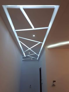 Get amazing Ceiling Design for your home, office and any building of your choice Home Room Design, Modern Led Ceiling Lights, Lobby Design, Pop False Ceiling Design, House Ceiling Design, Corridor Design, Home Interior Design, Ceiling Light Design, Wall Design