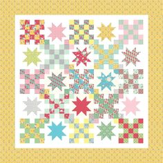 Humble Bumble Berries Quilt « Moda Bake Shop