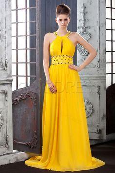 Sexy and Exceedingly Beading Fascinating Lara's Party/Evening Dress Elegant Evening Dresses- ericdress.com 3823085
