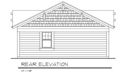 House Plan 94371 - Cottage, Country, Craftsman Style House Plan with 1064 Sq Ft, 3 Bed, 2 Bath Cottage Style House Plans, Family House Plans, Craftsman Style House Plans, Best House Plans, Country House Plans, Dream House Plans, Small House Plans, Cottage Ideas, Bungalow Floor Plans