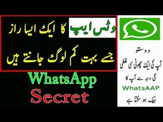 Interesting videos: How to Protect Whatsapp Account From Hacking Whats...