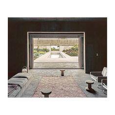 Avant-garde concrete structure Villa Alem Portugal ➕architect Valerio Olgiati Paulo Catric for @wsjmag
