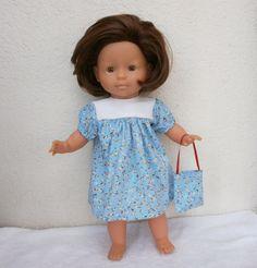 Robe pour poupée de 36 cm - MCL Poupées