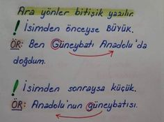 Fotoğraf Galerisi. Turkish Language, Study Notes, Study Tips, Blog, Bullet Journal, Science, Math Equations, Education, Learning