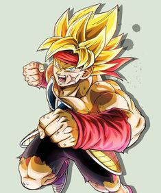 Dragon Ball Z, Super Saiyan Bardock, Z Warriors, Fanart, Dbz Clothing, Illustrations, Anime Art, Character Design, Cartoon