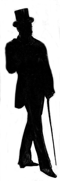 Victorian Silhouettes | Victorian Silhouette Man 473_silhouettes_man2.jpg