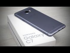 Samsung Galaxy C7 – Unboxing & Hands On!