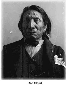 In the early 1860's gold was discovered in Montana. As a result the white man began to build the Bozeman Trail.  The trail ran from from Fort Laramie in present-day Wyoming to the gold fields of Montana, which was straight through the Lakota Sioux territory.  This angered the Oglala Lakota and Cheyenne, who intercepted the first group of United States soldiers who were sent to construct the trail and a series of forts to protect it.