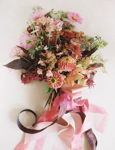 Zinnia | Holly Heider Chapple Flowers | Abby Jiu Photography