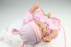 18-034-45-Cm-Real-Vida-Como-Renacido-muneca-bebe-realista-buscando-recien-Toddler-Munecas