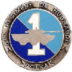 8e Hussards-1er escadron - Polka