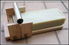 Progetto: Ghigliottina per tagliare il sapone