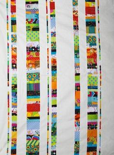 Strip Piecing 101: Take Craftsy's Quilting Class Strip Your Stash
