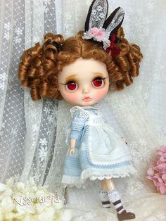 Custom blythe Alice