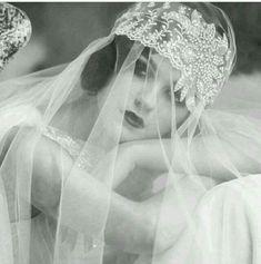 .vintage bride.