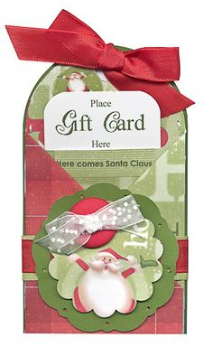 Cre8n Memories: Gift Card Holders on Parade #6