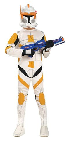 Star Wars Commander Cody Costume for Boys - Party City