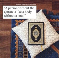 Read your Quran daily!  It gives us direction and inner peace!