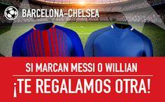 el forero jrvm y todos los bonos de deportes: sportium promocion Barcelona vs Chelsea 14 marzo